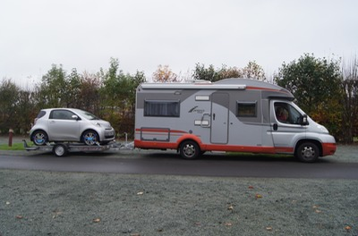This is Bixie; our home for three months as we travel around Europe.