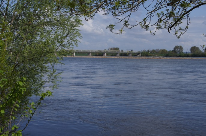 Perfect View of the Loire