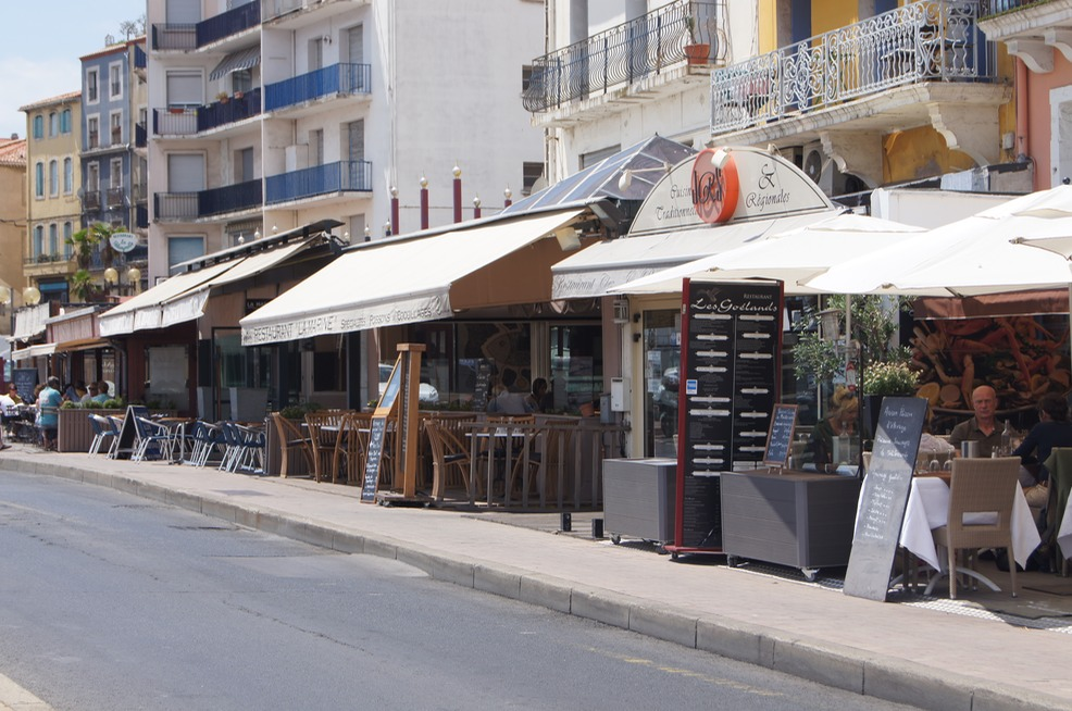 Fish Restaurants to die for in Sète