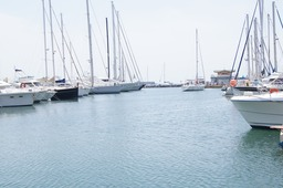 The Marina at Le Vieux Port, Agde