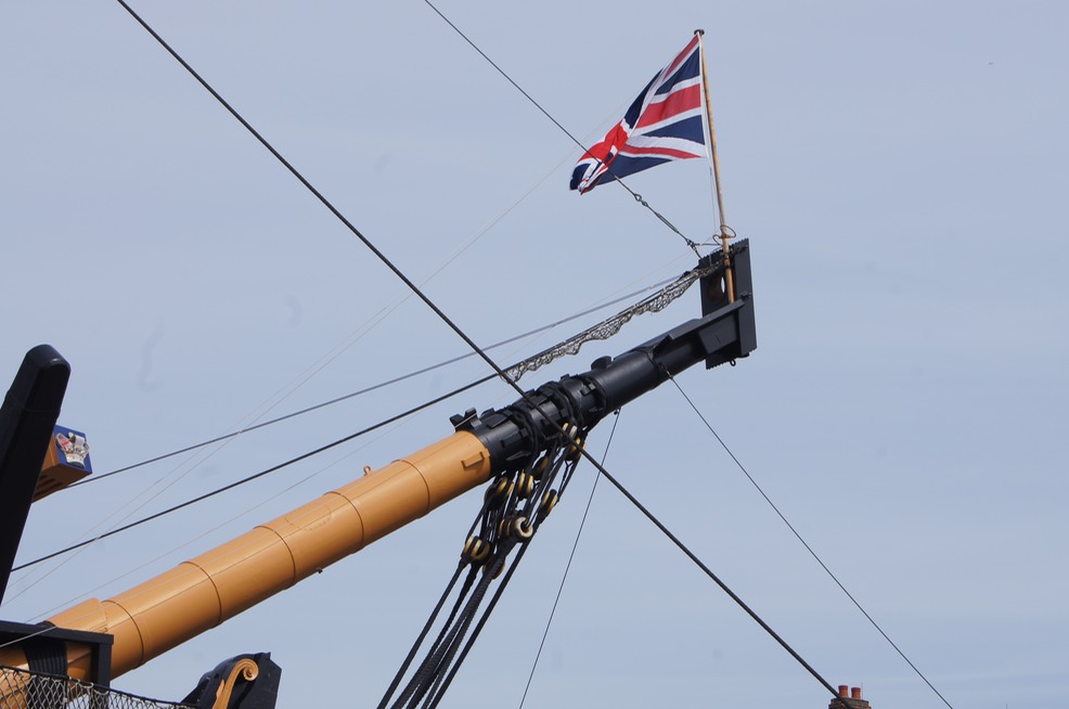 HMS Victory at Portsmouth Historic Dockyard 3