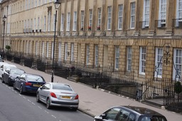 The Georgian Architecture of Bath