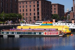 Liverpool's Albert Dock