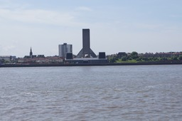 Ventilation Shaft over the Mersey Tunnel