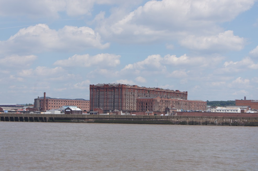 This was a bonded warehouse in Liverpool
