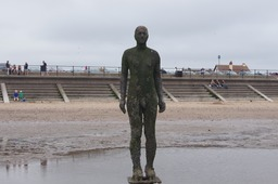 Sir Anthony Gormley's 'Another Place'