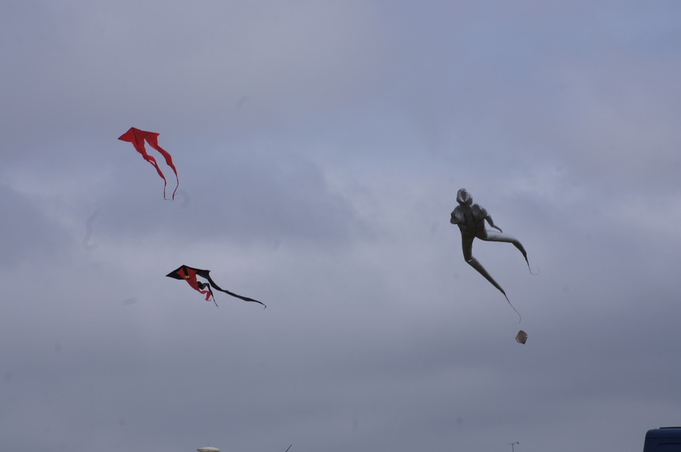 Kite Competition at Crosby