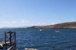 Arisaig Harbour to Eigg