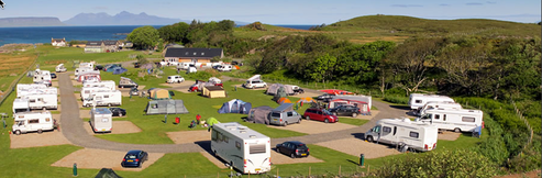 Sunnyside Touring and Camping Site, Arisaig